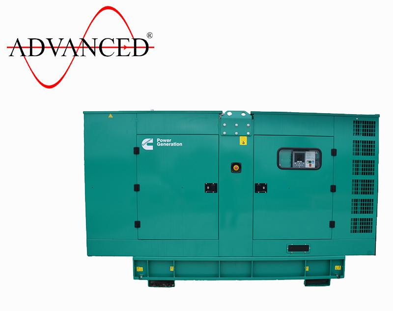 Cummins 130kVA Diesel Generator, C150D5 Genset