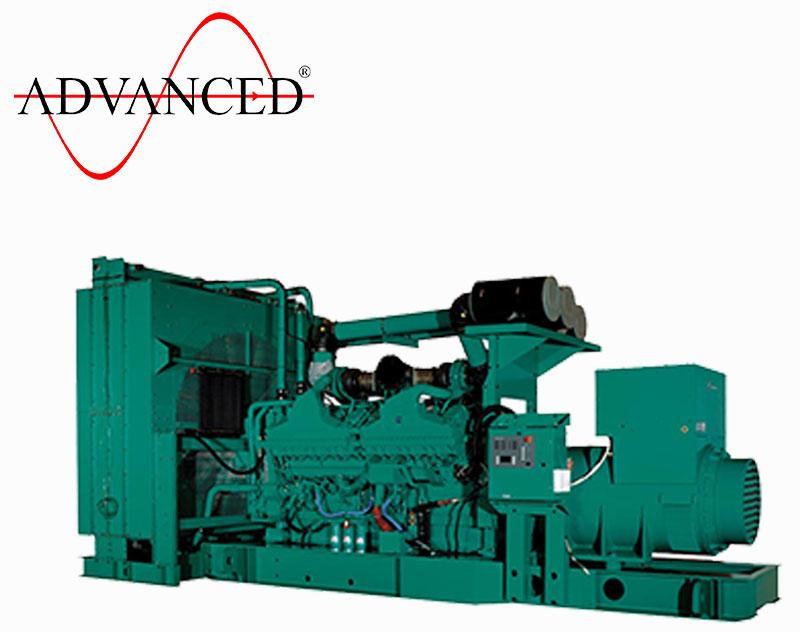 Cummins 2000kVA Diesel Generator, C2000D5 Genset