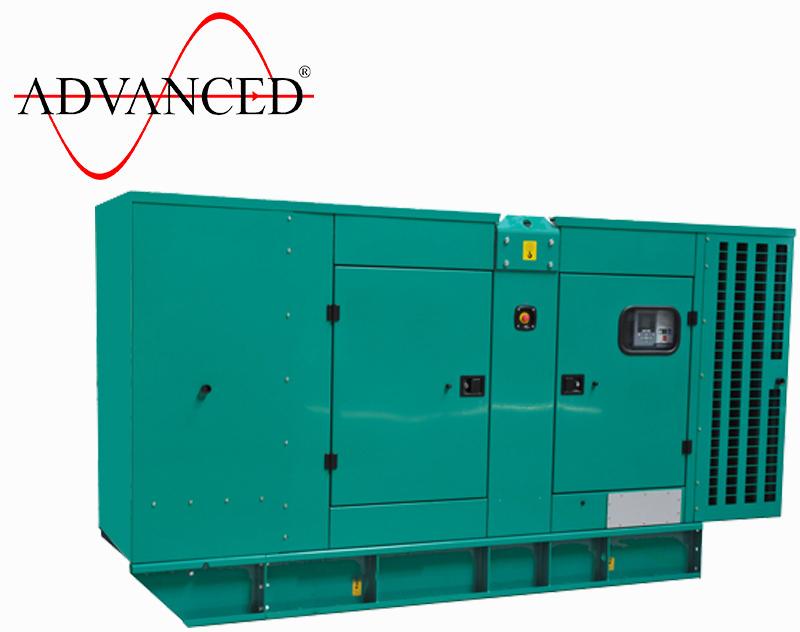 Cummins 180kVA Diesel Generator, C200D5E Genset