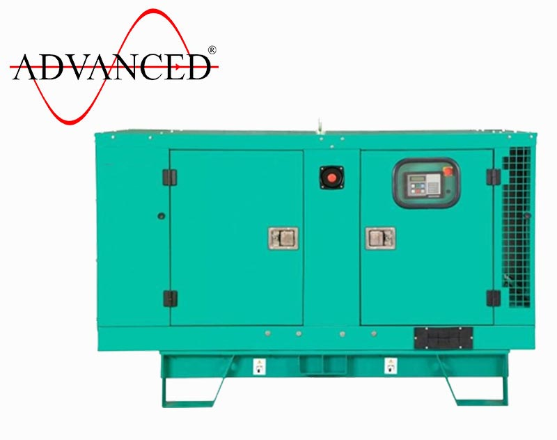 Cummins 28kVA Diesel Generator, C28D5 Genset