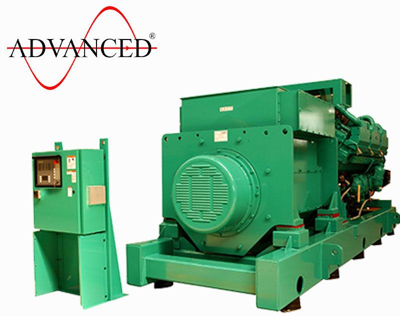 Cummins 3000kVA Diesel Generator, C3000D5 Genset