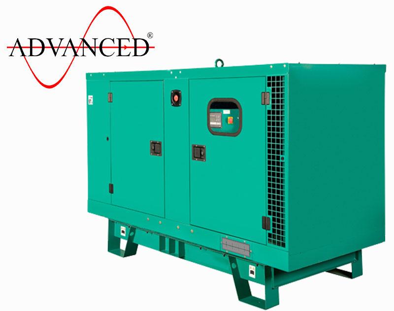 Cummins 38kVA Diesel Generator, C38D5 Genset