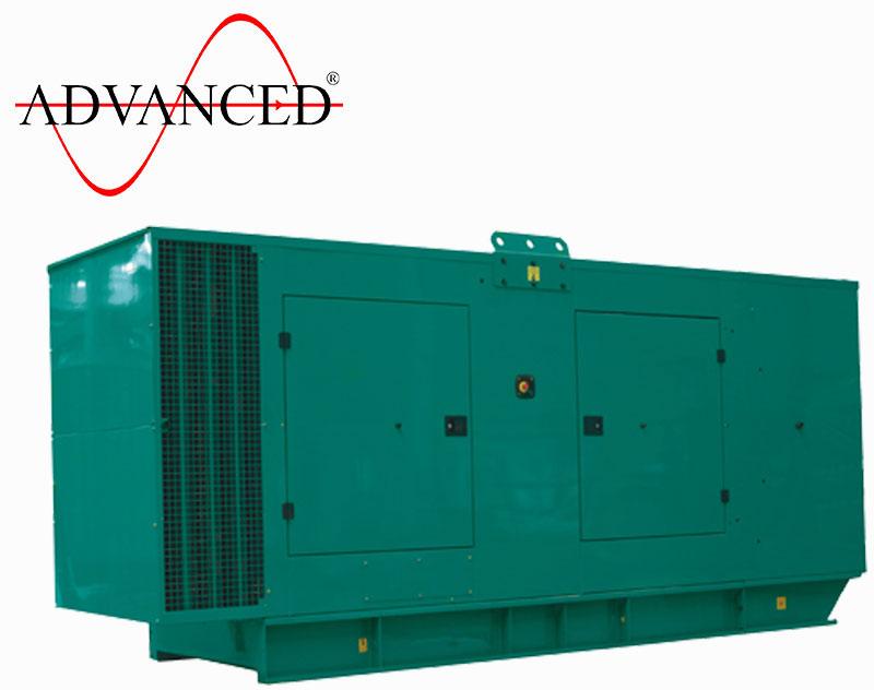 Cummins 500kVA Diesel Generator, C500D5E Genset