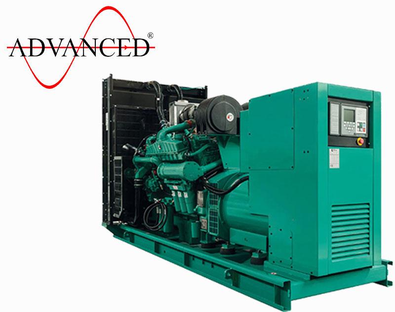 Cummins 650kVA Diesel Generator, C700D5 Genset