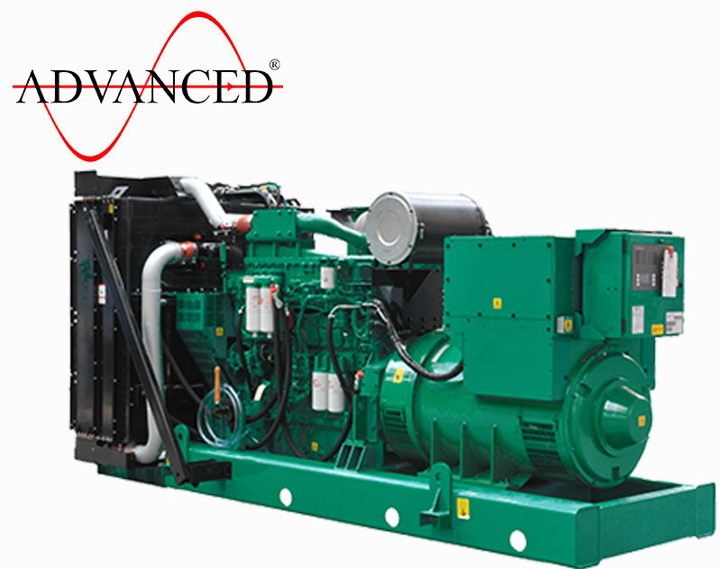 Cummins 800kVA Diesel Generator, C825D5A Genset