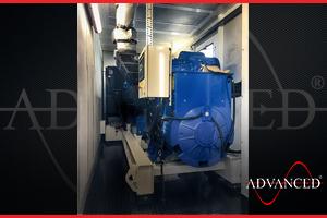 Diesel Generator Building