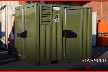 Bespoke Acoustic Enclosure