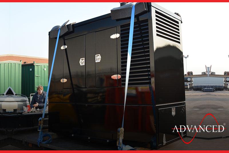 diesel generator storage solutions