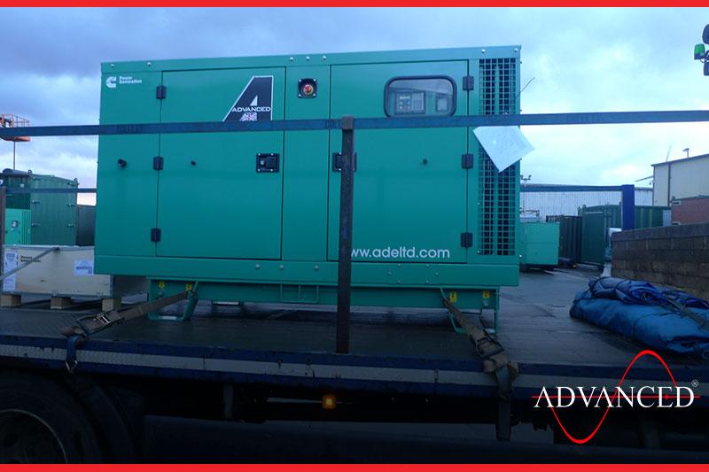 Cummins 60kVA diesel generator