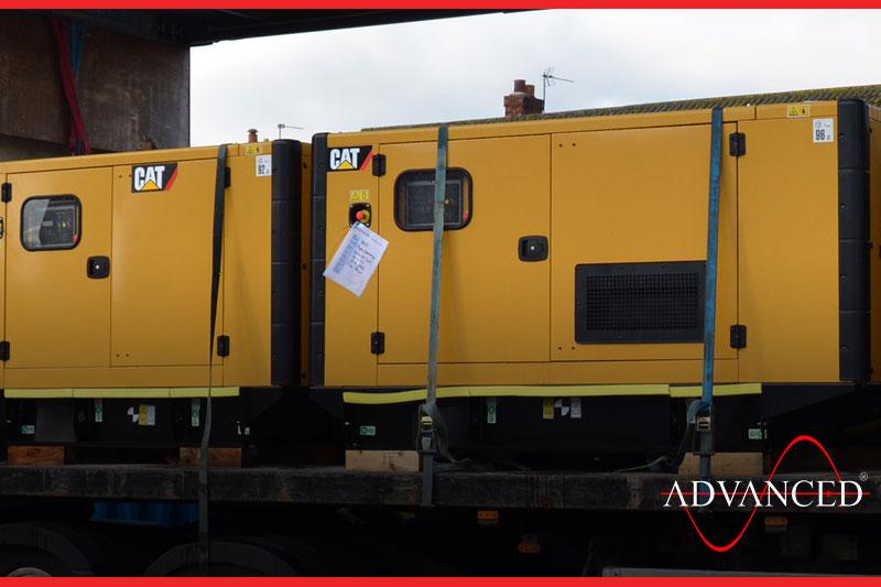 silent diesel generator dfor hospital