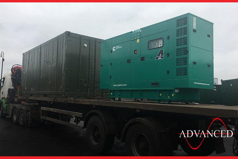 storage power solution