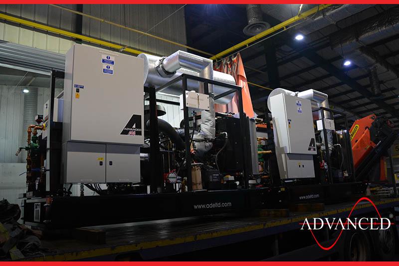 open diesel generators