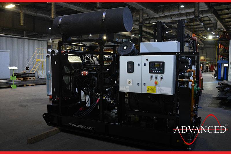 telecoms diesel generator