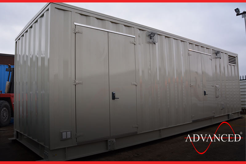 Container Enclosure