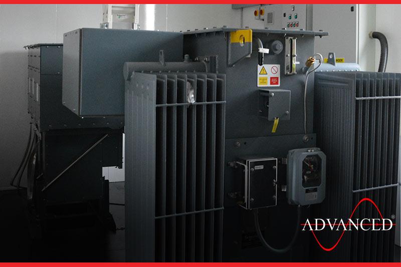 Cat standby diesel generator