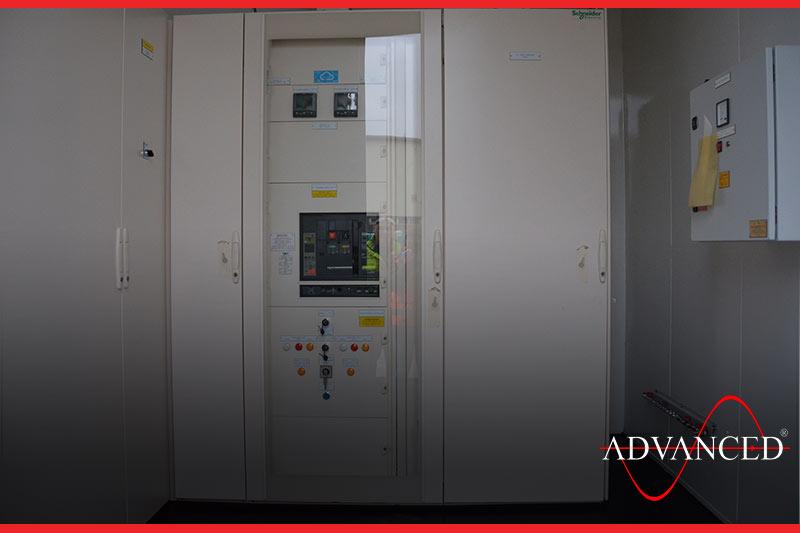 Inside a Switchgear Enclosure