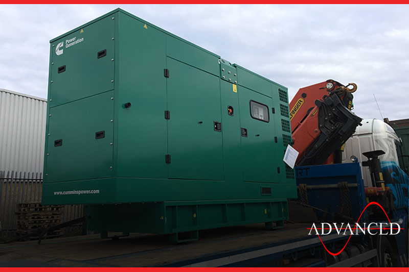 Standby Powered by Diesel Generator