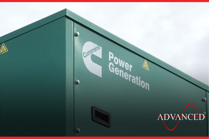 Diesel Generator by Cummins