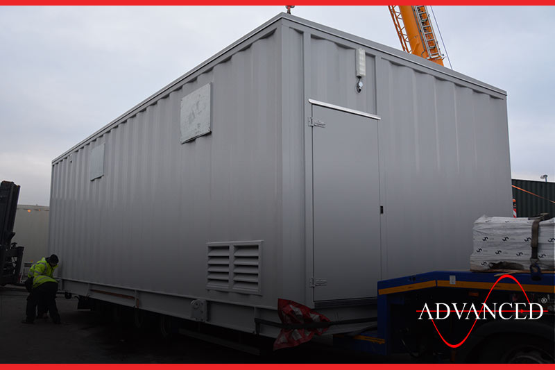 Switchgear Housing Container