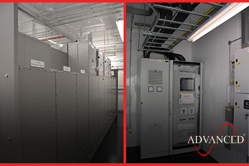 switchgear housing