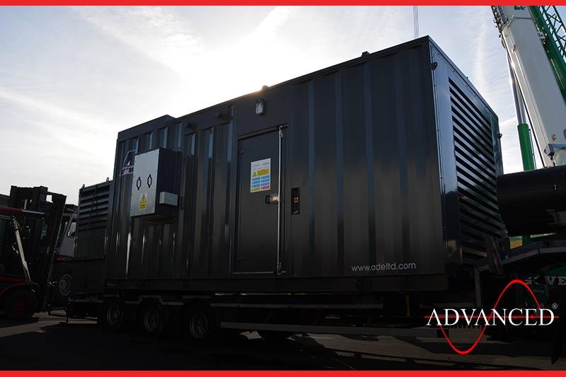 bio fuel diesel generator