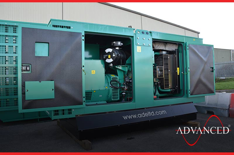 Cummins 110kVA diesel generator