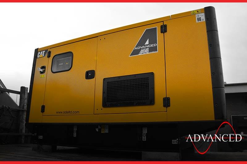 Caterpillar DE110E0 110kVA Diesel Generator