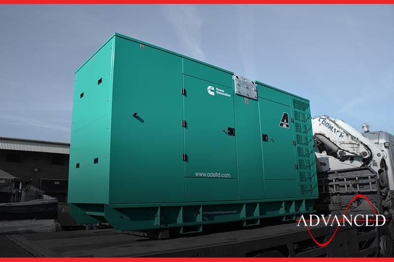 Cummins 110kVA farm diesel generator