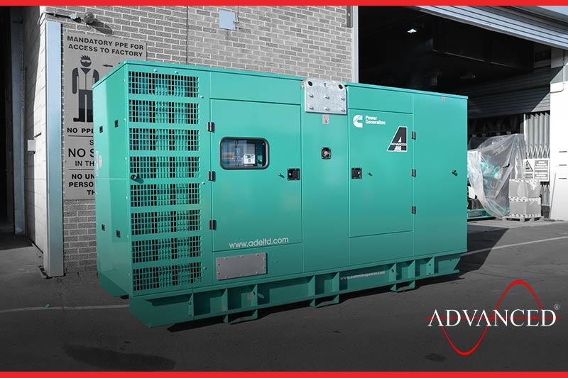 Cummins C110D5 110kVA Diesel Generator