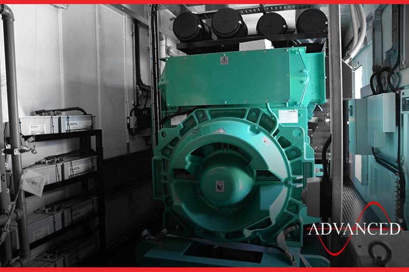 Cummins C2500C5 2500kVA Diesel Gen-sets