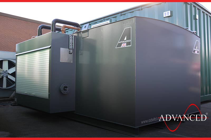bepoke diesel generator fuel tank