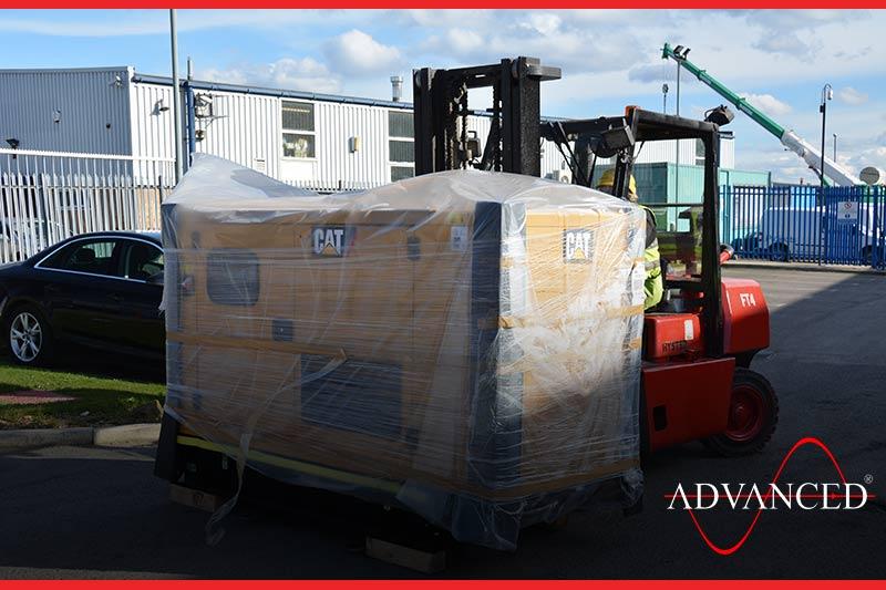 Caterpillar DE88E0 88kVA Diesel Generators