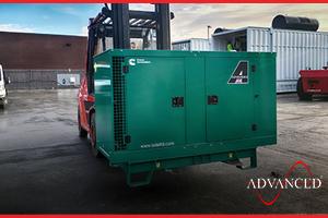 Cummins 33 kVA diesel Generator