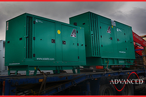 Cummins Diesel Generator Power Box