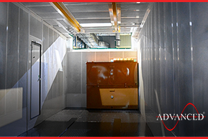 Diesel Generator Enclosere