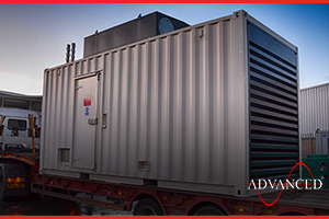 Diesel Generator Power Box