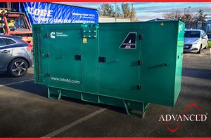 Cummins C700D5 700 kVA Diesel Generator