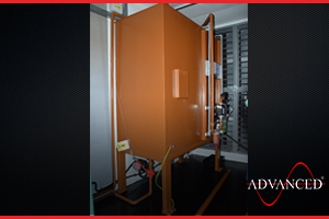 700 kVA diesel generator in Enclosure