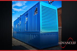 diesel generator enclosure