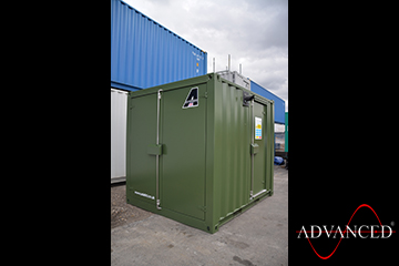 Perkins 28kVA Container