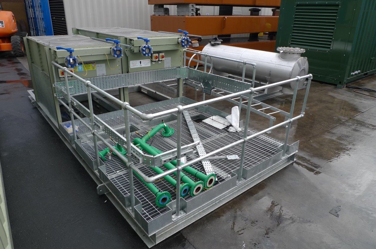 Gas CHP Generator