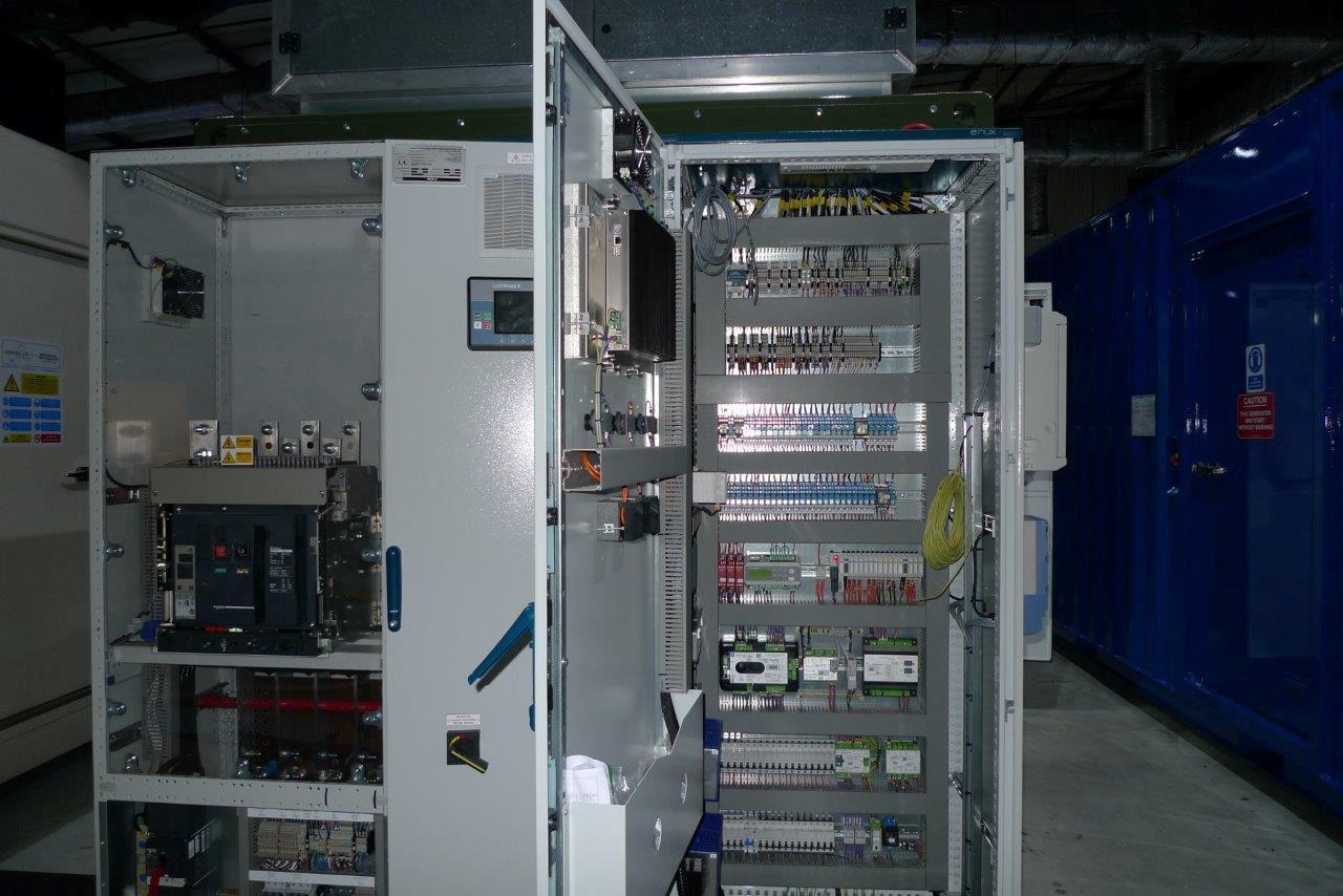 Gas Power Packaging