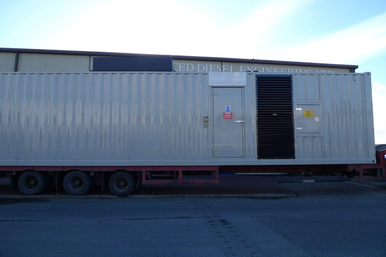 Perkins 4006 Generator