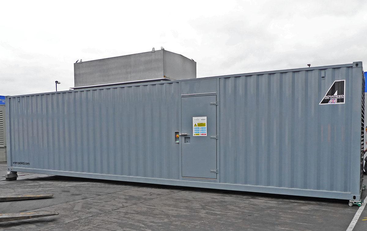 Cummins 1100Kva diesel generator