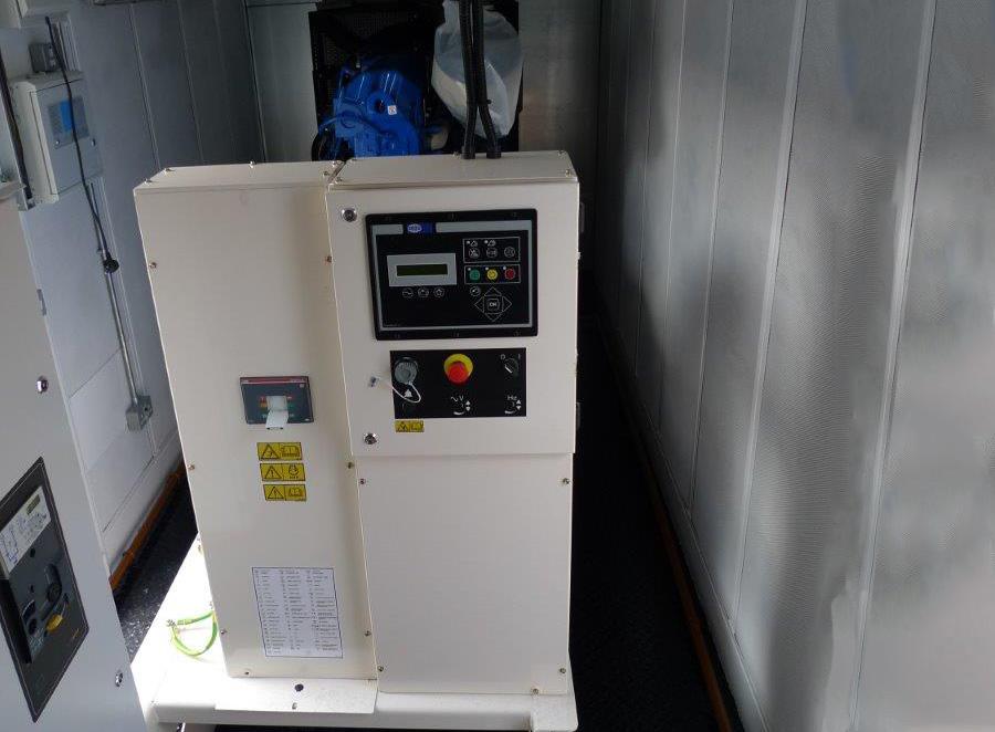 Perkins 550 kVA