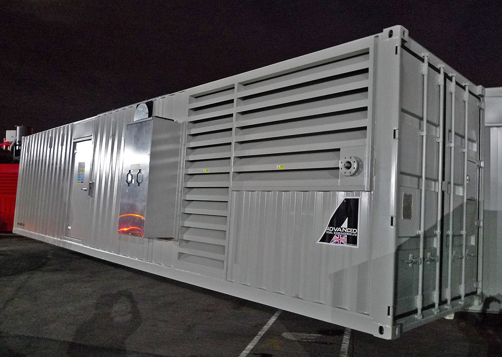 Cummins 1675 Kva Diesel Generator