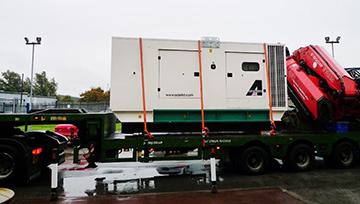 Cummins 550kva diesel generatort