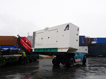 Cummins 550kva diesel generator