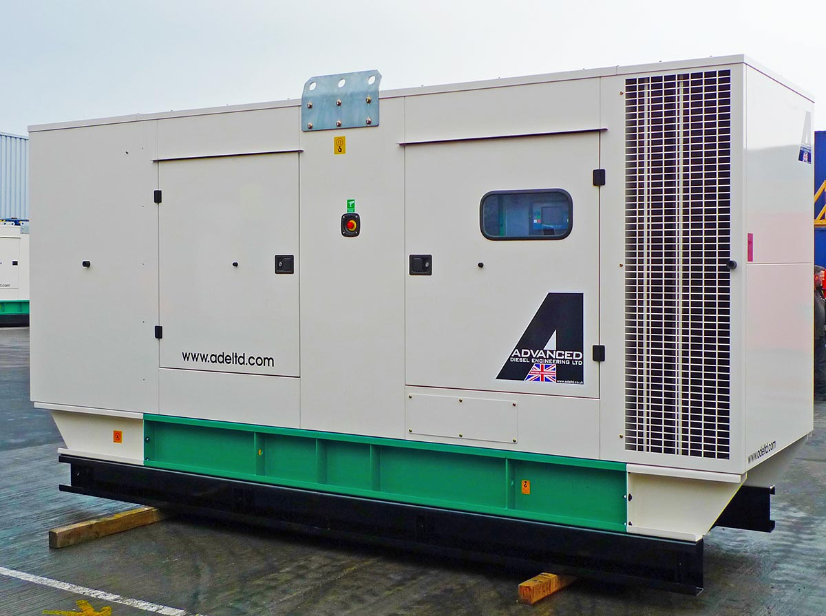 Cummins 550 kva diesel generator