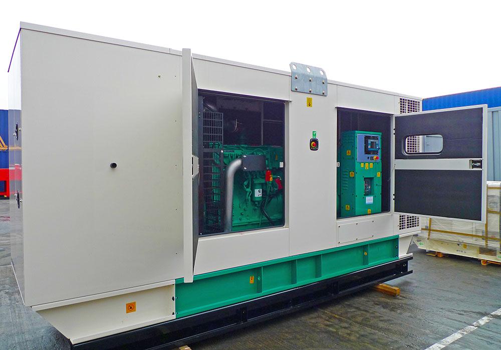 Cummins 550 kva diesel generators